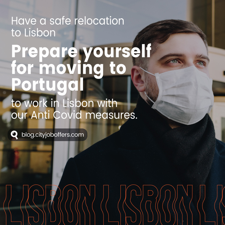 Have a safe relocation to Lisbon